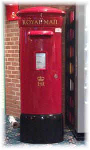 Replica Postbox